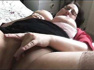 tease boobs bbw mature stocking striptease