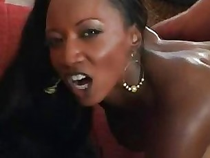 big-cock couple ebony fuck innocent interracial milf