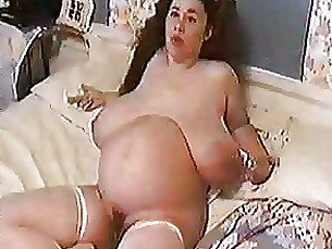 mature masturbation massage sweet pregnant