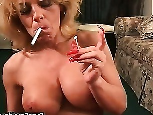 oral amateur smoking boobs milf mature blowjob fetish