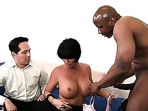 black fuck interracial milf wife