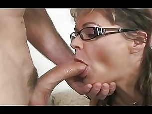 hardcore glasses fuck couple brunette blowjob anal squirting shaved
