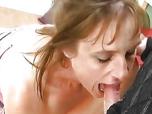 amateur anal ass blowjob brunette couple fuck masturbation milf