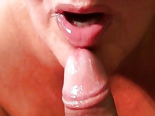 amateur blowjob couple mature pov sperm