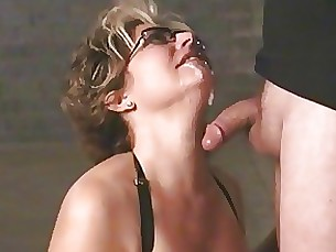 amateur blowjob hot milf