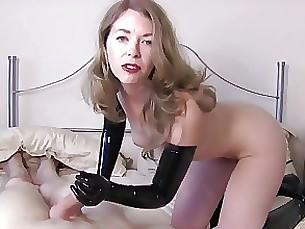 bdsm big-cock cumshot handjob hardcore latex milf nasty slave