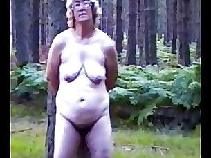 amateur mature nude public