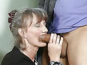 handjob mature