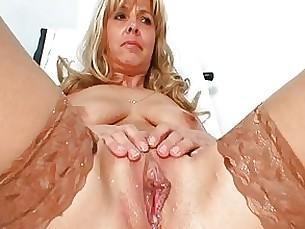 blonde couple fetish masturbation mature milf