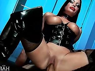 blowjob fuck hardcore kinky lingerie milf nylon