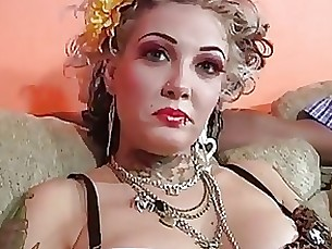 black blonde hardcore milf