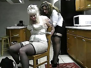 bdsm blonde brunette domination erotic fetish hardcore hot lesbian