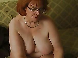 granny masturbation mature funny