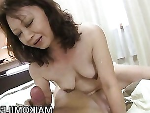 big-cock granny hardcore japanese mature ride