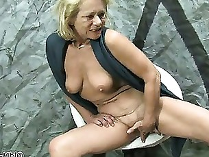 nasty mature crazy blonde amateur whore