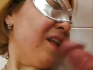 amateur blonde mature milf wife