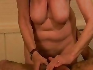 amateur ass handjob massage mature
