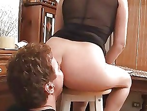 amateur ass licking mature rimming