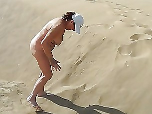 public nude mature beach amateur