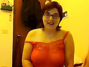 amateur mature webcam
