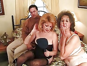 friends granny kitty mature pornstar threesome