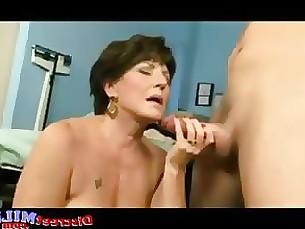 babe blowjob cougar cumshot fuck masturbation mature milf office