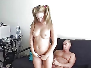 daddy daughter punished spanking