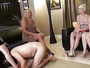 bdsm lingerie milf slave