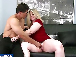 blonde bbw fatty hot milf