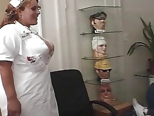bbw horny milf nurses pleasure