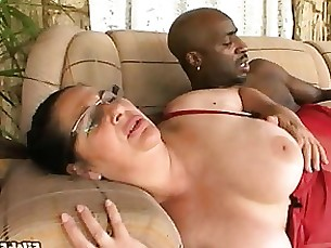 brunette fuck granny hairy hardcore horny interracial mature