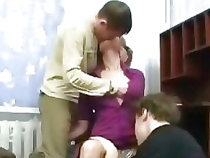 gang-bang mature student