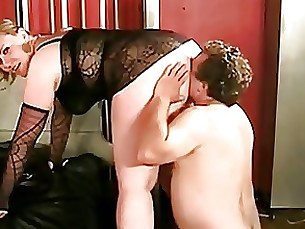 ass bbw licking mature rimming