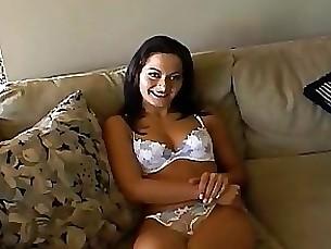 brunette horny milf wife