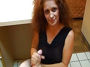 couple handjob hot hotel masturbation mature redhead