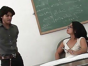 beauty creampie fuck milf pornstar teacher