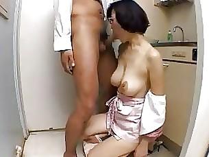 amateur blowjob granny japanese milf sucking