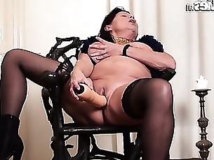 amateur dildo fetish hardcore masturbation mature milf