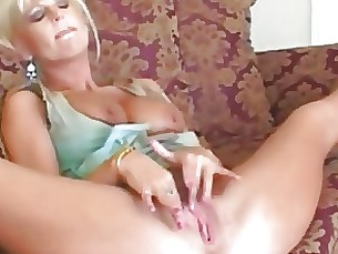 anal blonde cumshot milf monster