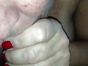 amateur blowjob big-cock milf sucking wife