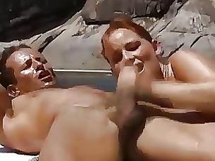 amateur big-cock cumshot handjob hardcore mature