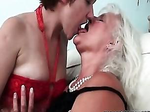 bdsm granny lesbian mature