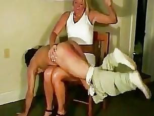 spanking slave milf bdsm