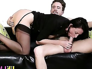 amateur hardcore mature stocking whore