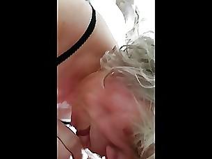 69 blowjob granny
