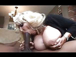 pornstar milf interracial hardcore blowjob