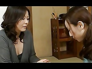 daddy japanese mammy milf threesome