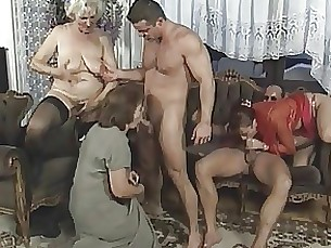 blonde blowjob brunette big-cock granny mature nylon orgy wild