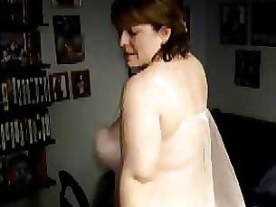 amateur dancing bbw lingerie milf muff striptease