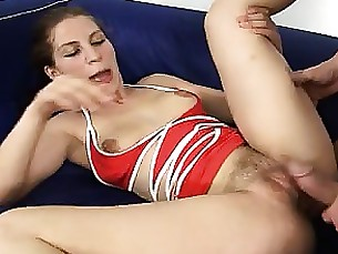 babe brunette hairy hardcore kitty mature